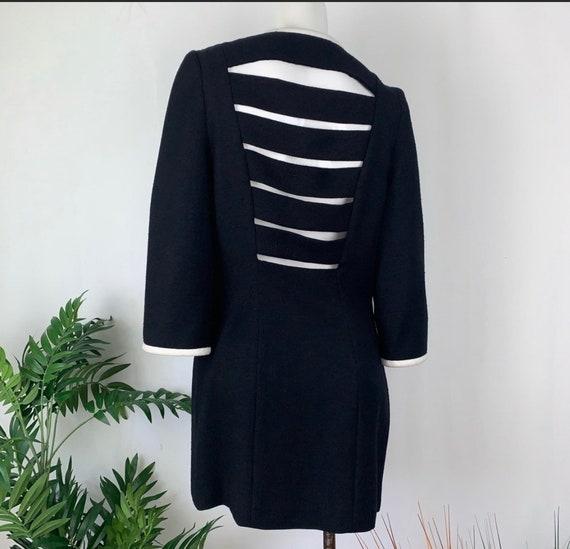 Edgar Vos Vintage Blazer Dress size S/M