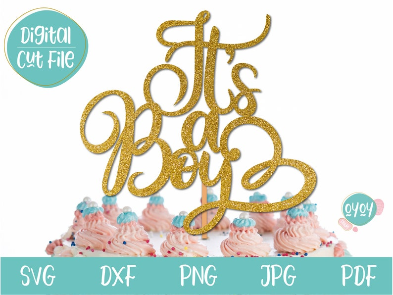 png pdf  Digital Cut File For Cricut and Silhouette He Or She SVG  Baby Shower  Gender Reveal  Cake Topper svg dxf eps