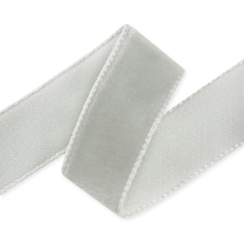Beyond Trim Velvet Ribbon Soft Sewing Binding Gift Wrapping Decoration Party Wedding Arts Crafts D\u00e9cor DIY 25 Yards