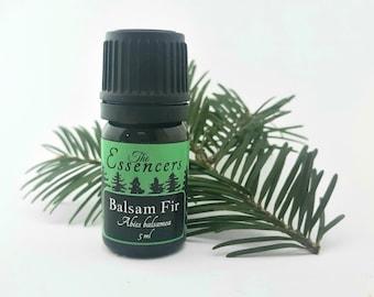 Balsam Fir Essential Oil Artisan Distilled in Maine