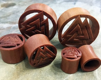 1 18 29mm 27mm 78 1 Sawo Wood Hand Carved Large Tiger Head Face Big Double Flared Animal Ear Plugs 25mm Pair 22mm 1 116
