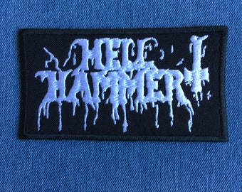 Venom Welcome To Hell.. Sweatpant  Cotton   Bathory Sarcofago Possessed Celtic Frost Hellhammer Burzum Motorhead Death