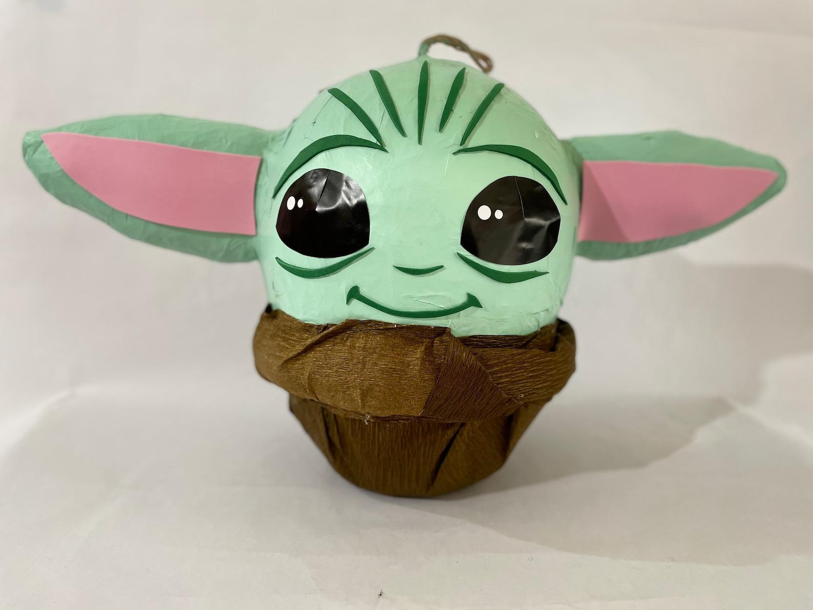 Baby Yoda Pinatas