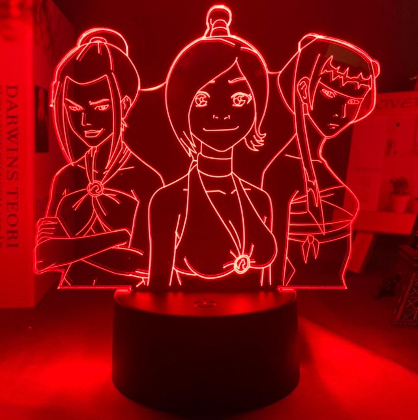 AZULA MAI TY Lee Azula Team aus Anime Avatar die letzte | Etsy