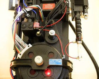The '84 Proton Pack With Full Lights & Sound Replica Prop