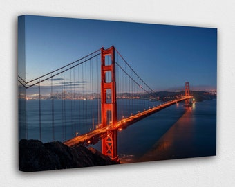 San Francisco Bridge Paint By Numbers Kits Number Canvas Hand Painting Painted