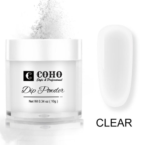 Dip Powder for Manicure ( Nude Color Collection), Natural Dip, Glamorous DIY Dipping Nails by COHO
