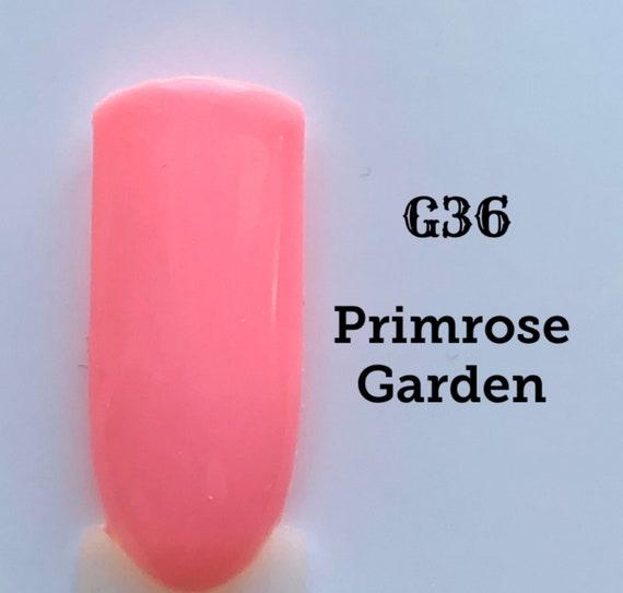 Primrose Garden-G36, UV Gel Nail Polish 7.5ml (0.26 fl.oz)