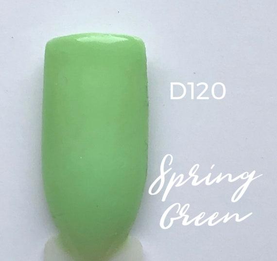 Nail Dip Powder .34 oz, Spring Green-D120