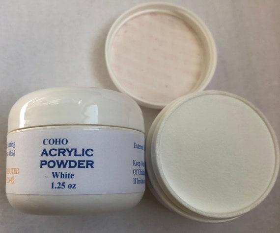 Acrylic Powder 1.25 Oz (White)