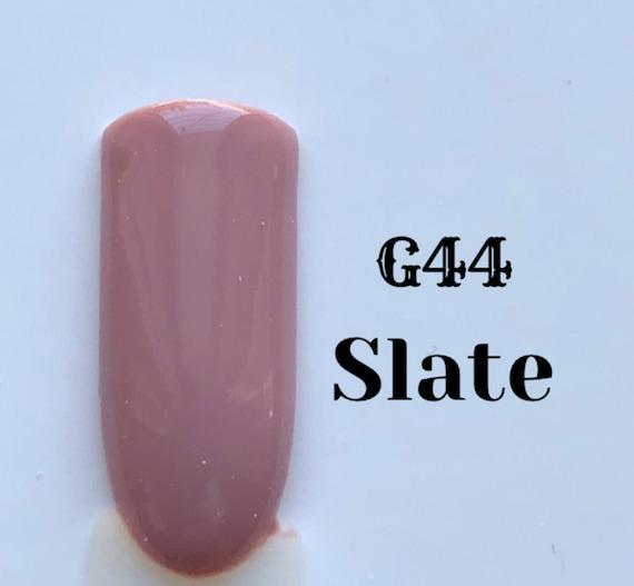Slate-G44, UV Gel Nail Polish 7.5ml (0.26 fl.oz)