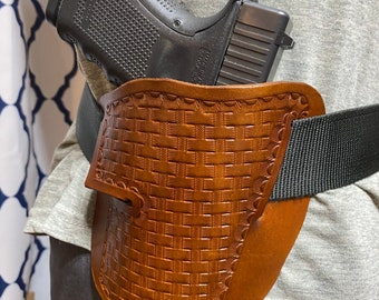 Conceal Carry Leather Holster