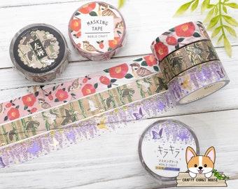 Bird Washi Tape \u2022 Planner washi tape \u2022 Gift wrap tape \u2022 Crafting tape \u2022 Planner supplies \u2022 Masking tape \u2022 washi UK \u2022 fowl \u2022 feathered \u2022 game