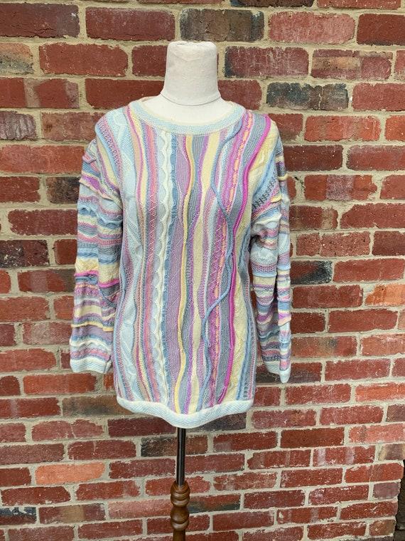 Vintage 80s Jumper / Vintage 80s Sweater / Vintage