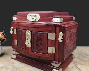 jewelry boxjewelry storagevintage jewelry boxdistressed jewelry storagegray jewelry boxwooden jewelry boxshabby chic jewelry storage