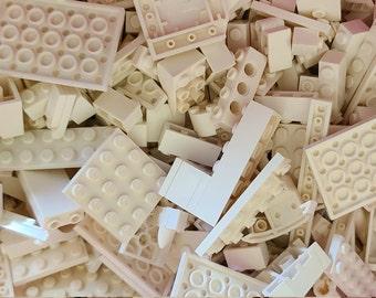 White Bulk lot LEGO Bricks Excellent condition