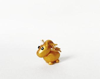 Golden Unicorn Customizable tetines