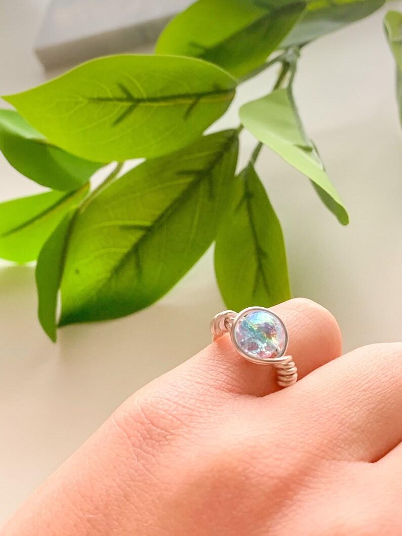 MadeByMelJewelry TARNISH RESISTANT Mermaid SilverGold Ring