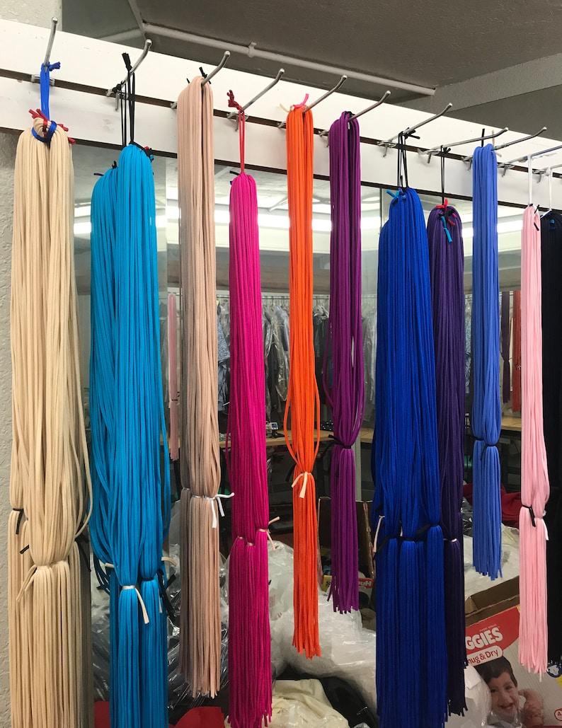 spandex strips elastic substitute spandex stretch