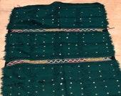 80 39 s Antique Berber Rug - Berber Handira Passion - 173 cm x 95 cm Berber Handira rug, Berber wedding blanket. White and ecru Berber carpet