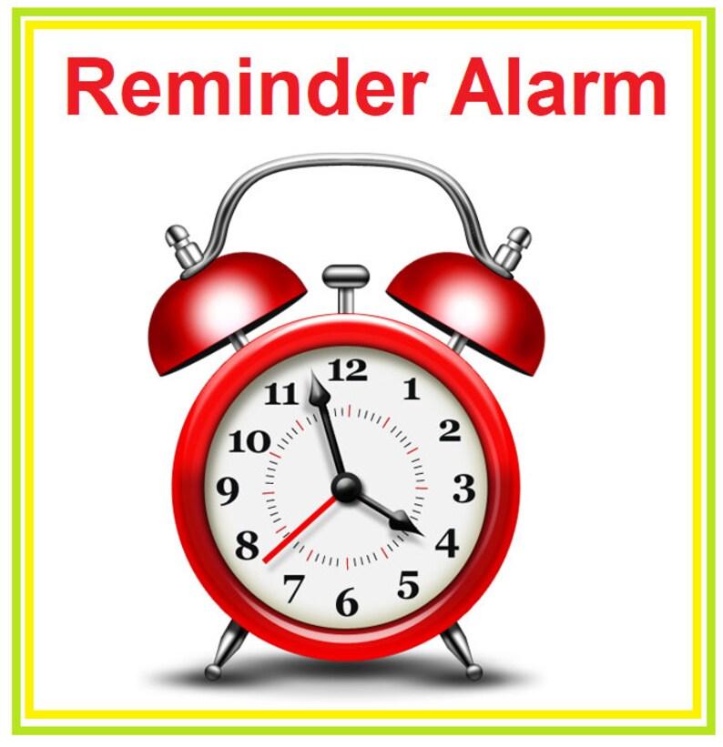 Reminder Alarm Software image 0