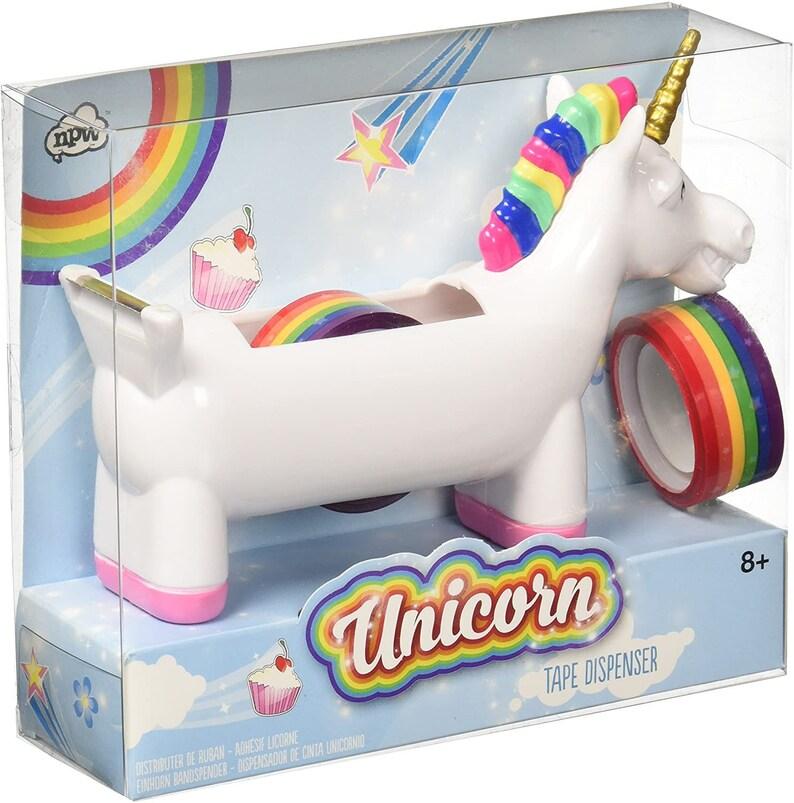 Unicorn Tape Dispenser