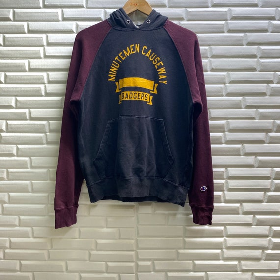 Vintage Champion american athletic apparel minutem