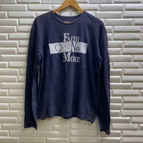Vintage Faith No More rock band tshirt Top tees mu