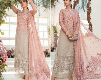 Pakistani Dress Etsy