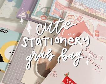 Cute Korean/Japanese Stationery Grab Bag