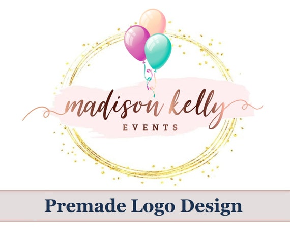 Premade Boutique Logo Design