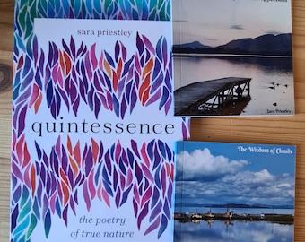 Inspirational Spiritual Book Set - Photos, Memes and Poetry