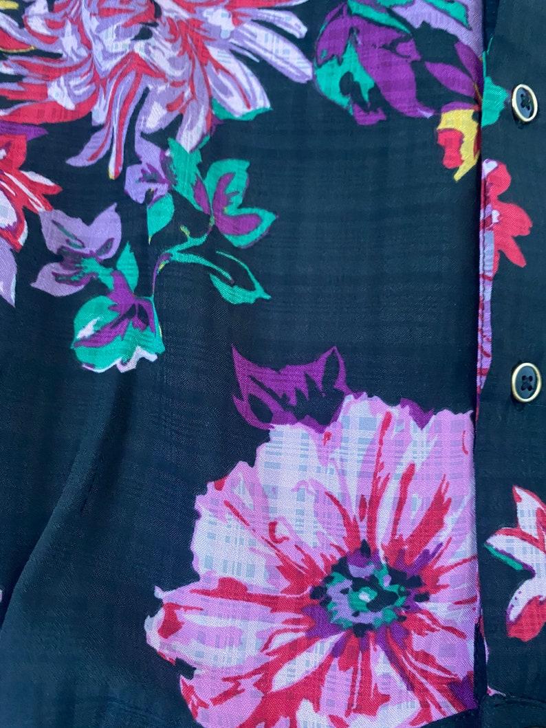 spring dress IMMYC Isaac Mizrahi floral dress floral dress flowy dress,