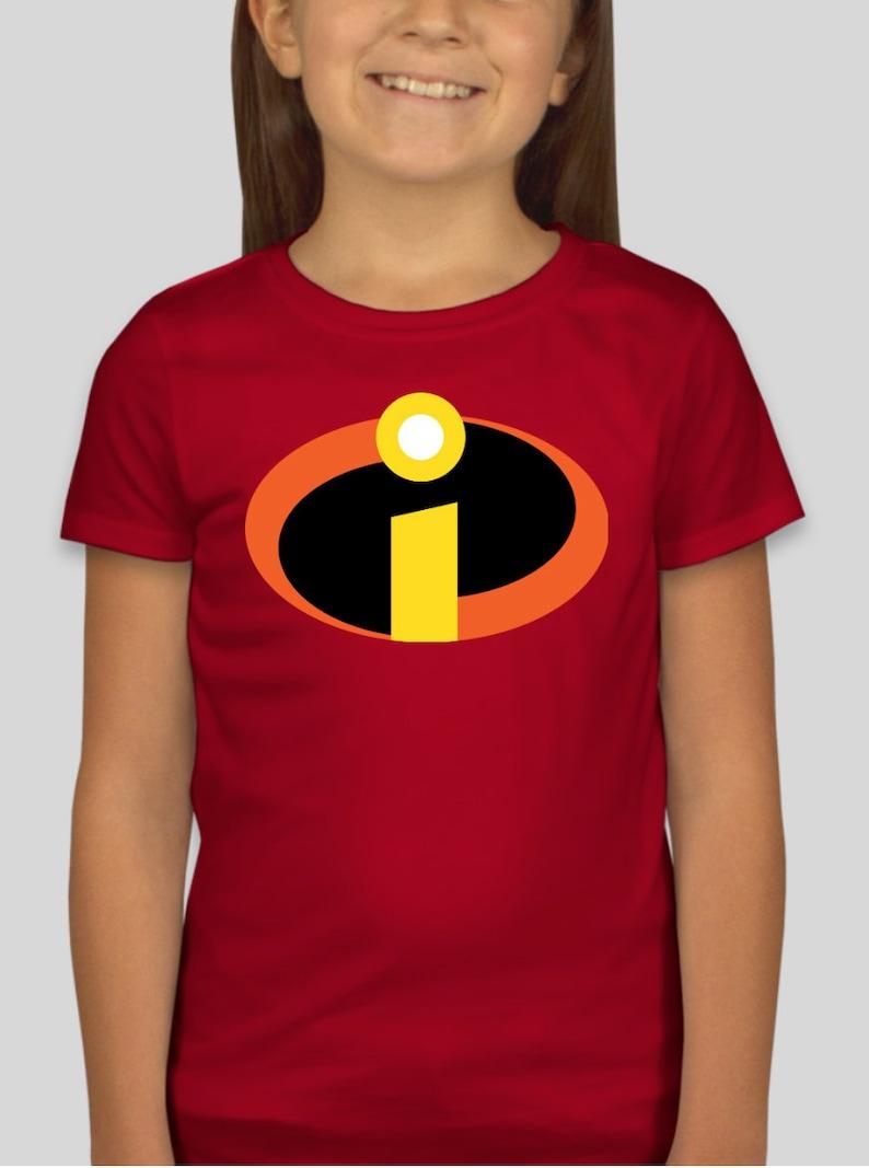 The Incredible Tshirt The Incredibles Shirt Valentine Gift The Incredible Shirts