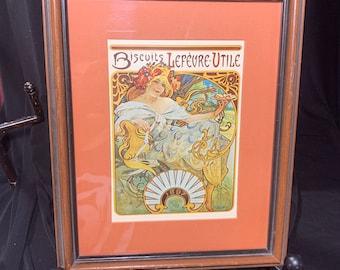 "Lucien Lefevre — Giclee Fine Art Print 1895 /""Absinthe Mugnier/"""