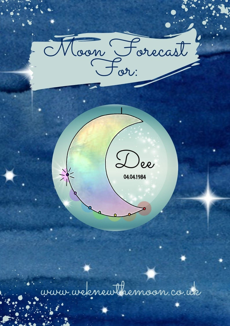 12 Month New Moon Forecast Tailored to Your Star Sign image 0