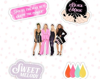 little mix stickers