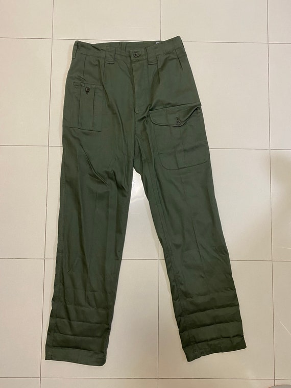 Vintage Austria Army Combat Pants