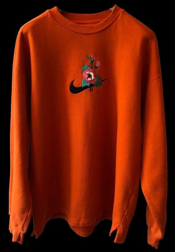 Vintage Nike sweatshirt embroidered Nike Big Logo