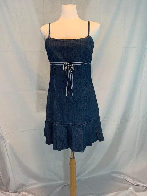 Juicy Couture denim dress- vintage original juicy!