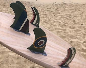 RAF themed fins