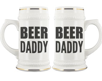 123t Beer Stein 16oz Leave me Alone cat Funny Novelty Christmas Birthday Frosted Pint Glass Joke dad Grandad Uncle Pitcher tankard