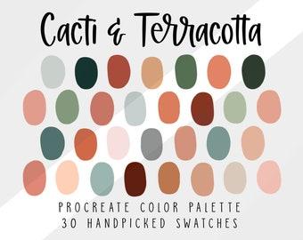 Procreate Color Swatch 1   Color Palette for Procreate Bundle Procreate Color Palette Bundle Set 180 Bundle Procreate Palette