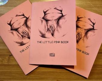 The Little Pink Book - zine