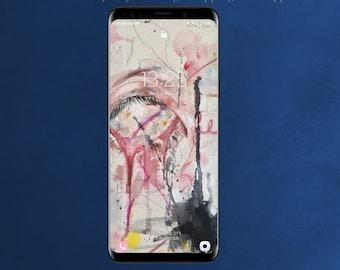 I Feel Sick - Phone Wallpaper