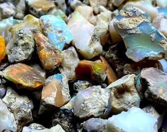 5.40Cts Opal RoughOpal CrystalOpal Raw GemstoneHealing OpalOpal Untreated RoughOpal Polish Rough