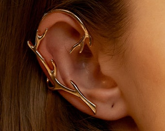 Unique Branch Ear Wrap