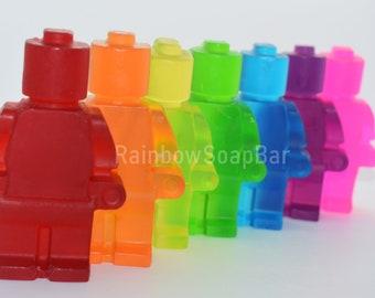 Robot Man Soap - Stocking Filler Gifts for Boys Girls