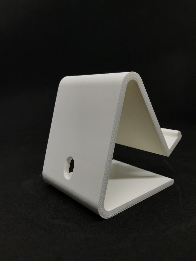 Phone charging stand  3D printed