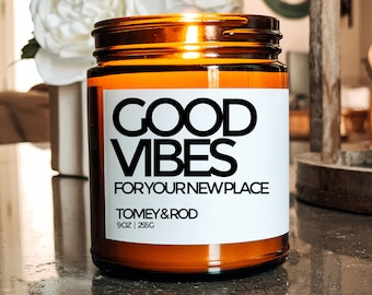 Good Vibes | Best Friend Gift | Housewarming Gift | Closing Gifts | New Home Gift | Homeowner Gift | Moving House Gift | New Homeowner Gift